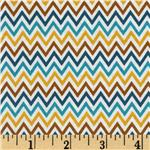 Riley Blake Indie Chic Zig Zag Multi