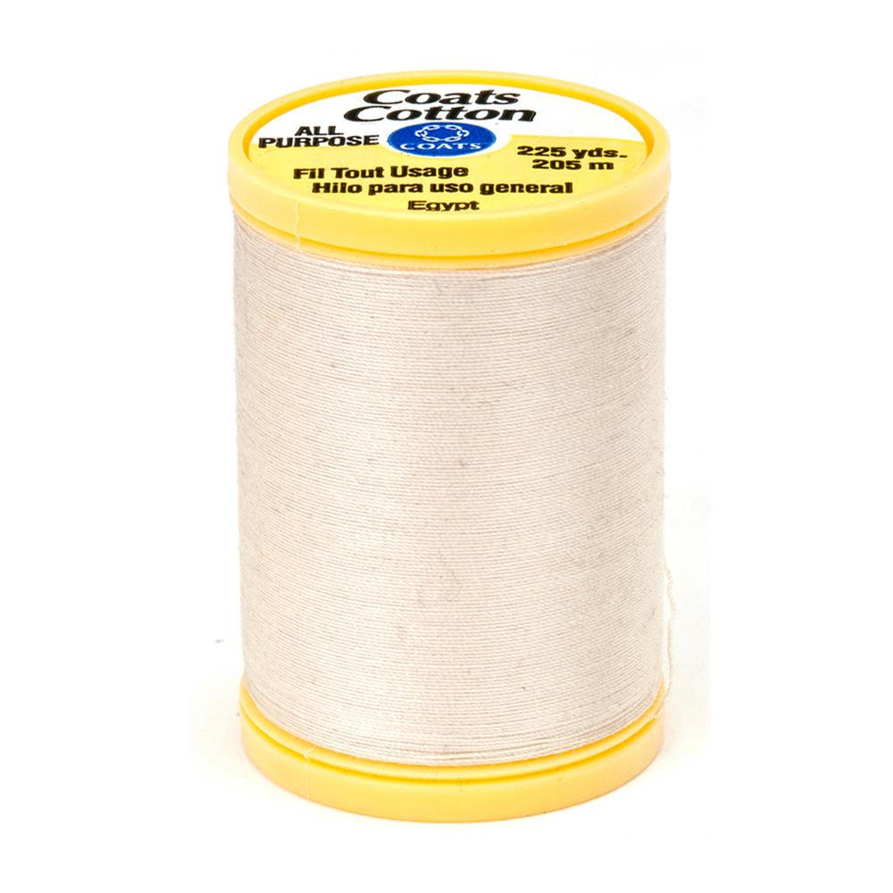 Coats & Clark General Purpose Cotton 225 yd. Cream