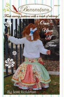 Bananafana Once Upon a Time Pattern