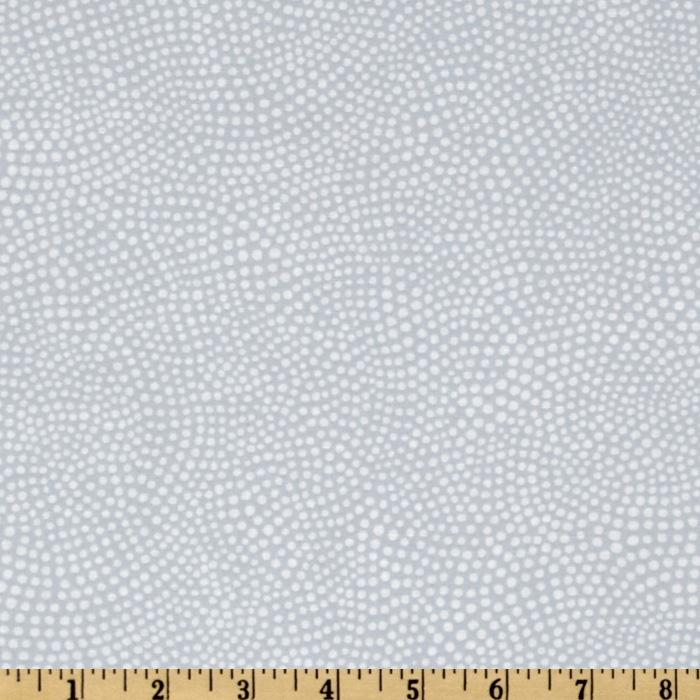 Two To Tango Swirled Dots Grey/White