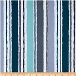 0268186 High Tide Stripe Blue/Multi