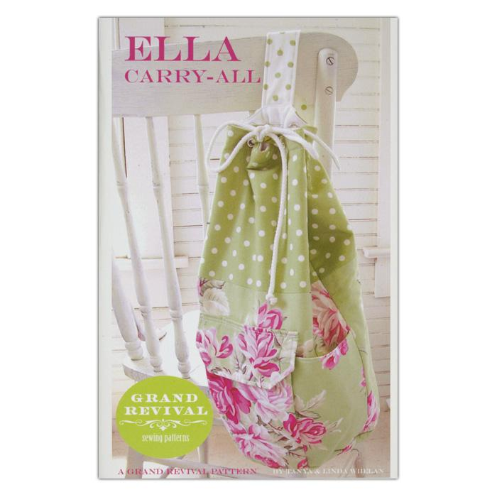 Tanya Whelan Ella Carry-All Pattern