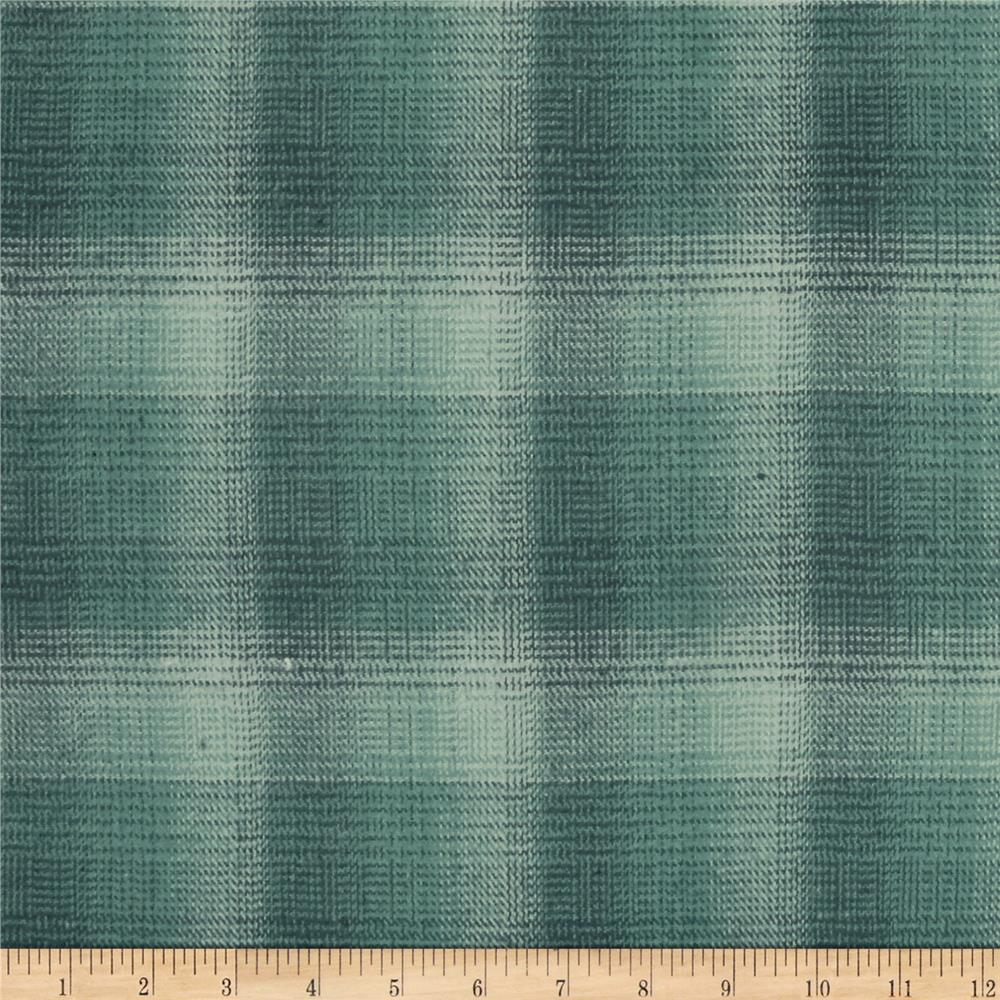 Primo Plaids Flannel Yarn Dyed Plaid Slate