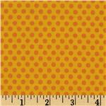 217870 Riley Blake Zoofari Organic Dots Yellow