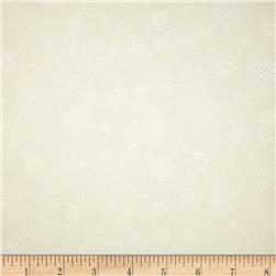 Winter Essentials Lacy Snowflakes Pigment White