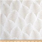 0275897 Dear Stella Cleo Bargello Leaf Sand