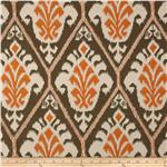 Claridge Treasures Jacquard Tangerine