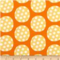 Precious Dots on Dots Yellow/Orange