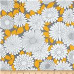 217836 Cruzin' Floral Yellow
