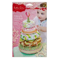 Heather Bailey Happy Stacker Ring Toy Pattern