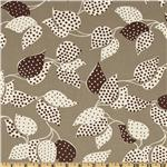 FG-047 Flea Market Fancy Legacy Collection Leaf & Dot Grey