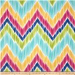 P Kaufmann Tribal Find Chevron Sherbet