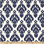 Premier Prints Indoor/Outdoor Avery Deep Blue