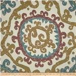 Swavelle Mill Creek Tayma Jacquard Ivory/Multi