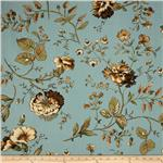 Golding Fabrics Colleen Spa Blue