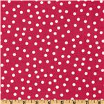 FA-039 Remix Polka Dots Bright Pink