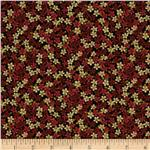 0265847 A Cat For All Seasons Mini Floral Red