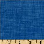 FG-534 Timeless Treasures Sketch Flannel Delft