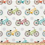 239022 Cruzin' Bicycles Cream