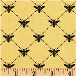 0300546 Loralie Bee Diamond Yellow