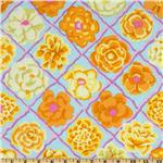 Kaffe Fassett Fall 2012 Collective Camellia Blue