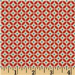 FR-061 Seaside Sandcastle Red
