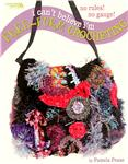 "LAR-068 Leisure Arts ""I Can't Believe I'm Free-Form Crocheting"" Book"