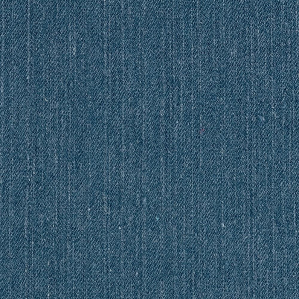 Stretch Slub Denim Blue