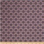 0263523 Medallion Swirl Violet