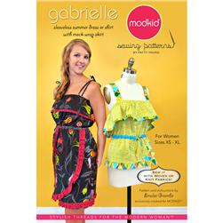 Modkid Gabrielle Dress & Top Misses Pattern