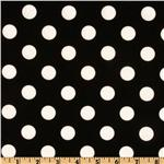 EP-286 Michael Miller Quarter Dot Black
