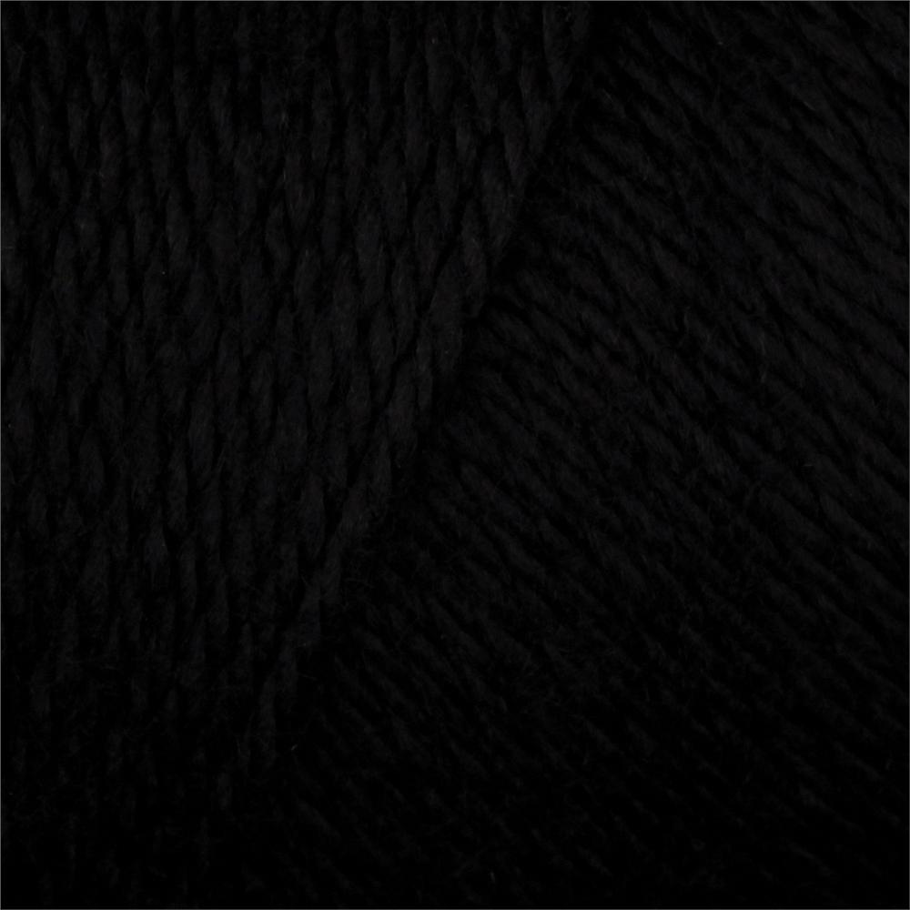 Caron Simply Soft Yarn 6oz (9727) Black
