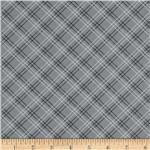 235331 Cruzin&#39; Plaid Grey