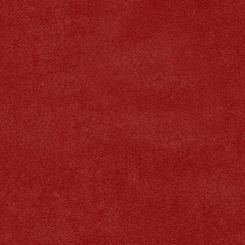 Doux Cotton Velvet Chinese Red