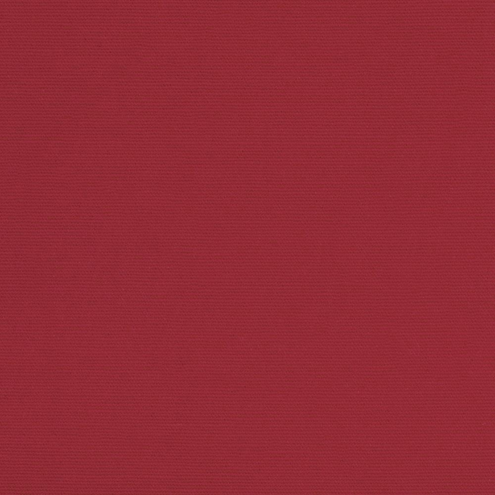 Stretch Cotton Twill Red