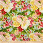 Waverly Blossom Boutique Twill Aurora