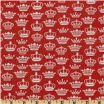 London Crowns Red