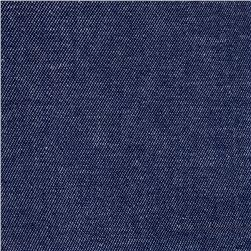Chambray Union Stretch 4.5 oz Shirting Indigo