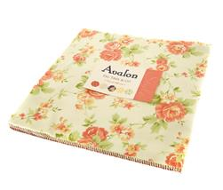 "Moda Avalon 10"" Layer Cake"