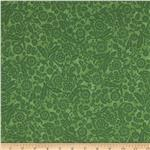 0278453 Camden Blender Floral Green