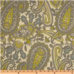 UM-261 Premier Prints Henna Paisley Summerland Natural