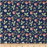 0280300 Moda Avalon Seaside Trellis Nantucket Blue