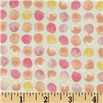 Fynn Dots White/Pink