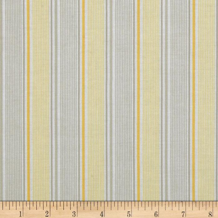 Riley Blake Willow Stripes Yellow