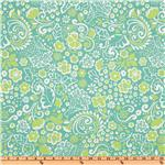 EU-134 Premier Prints Jenn Twill Harmony/Green
