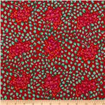 Kaffe Fassett Fall 2012 Collective Peking Red