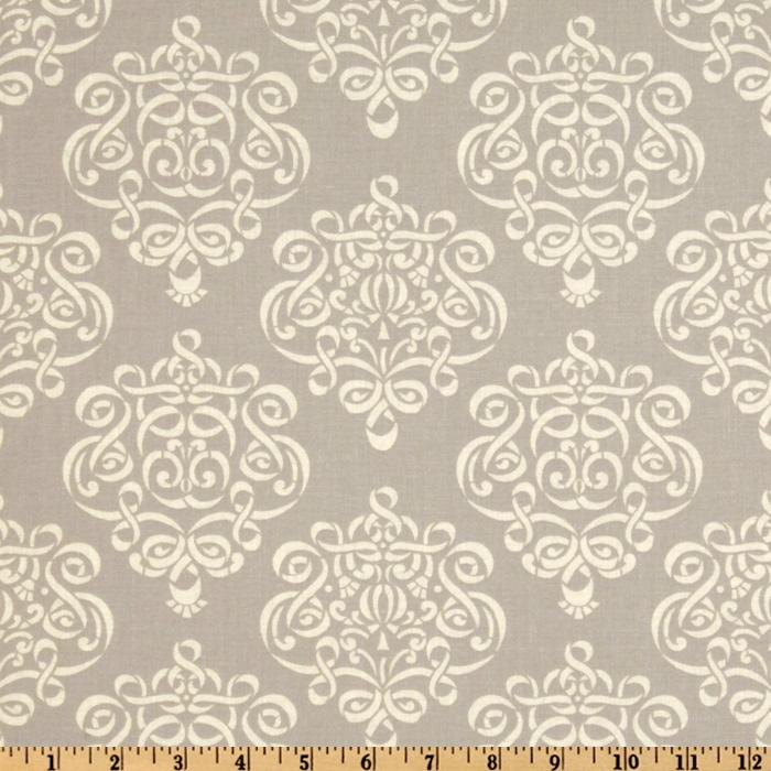 Taza Ribbon Damask Neutral