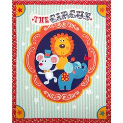 Little Circus Panel Multi