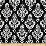 Premier Prints Avery Black/White