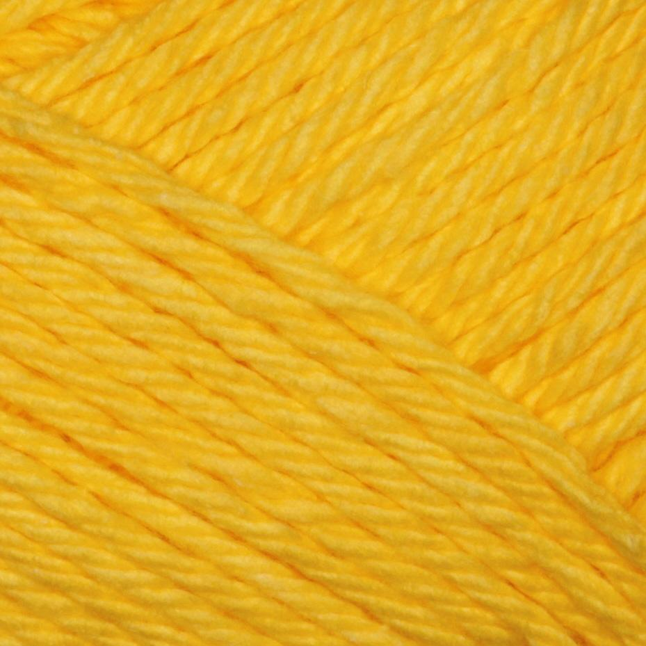 Lion Brand Lion Cotton Yarn (157) Sunflower